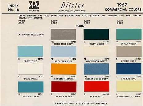 httpwwwbumpsidescomcolors67pjpg - Ford Truck Paint Colors